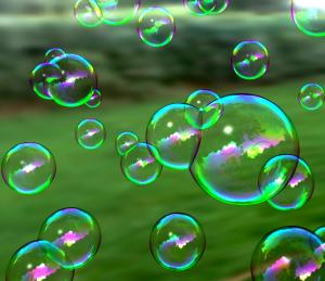 Zábava s bublinami