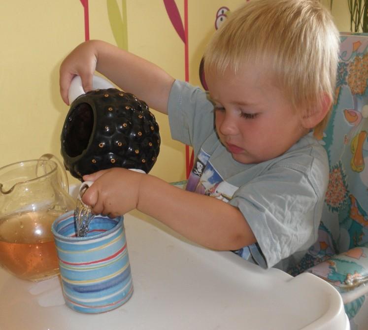 Aktivity praktického života podle Marie Montessori
